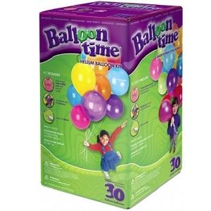 ballonzime kit set mit 30 ballons. Black Bedroom Furniture Sets. Home Design Ideas