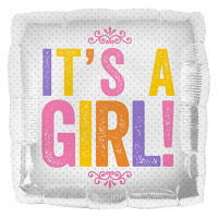 It´s a Girl-letters