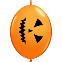 Halloween Qualatex quick link Jack faces