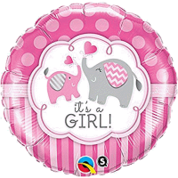 It´s a Girl Elephants