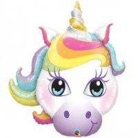 Folienballon magical Einhorn
