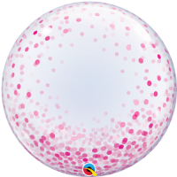Qualatex Bubble Ballon confetti