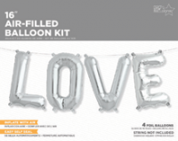 Love ballon kit