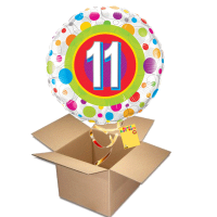 Happy Birthday 11 Jahre