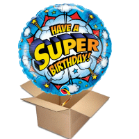 Ballongruss have a super birthday