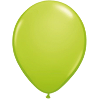 Qualatex Luftballon Lime green