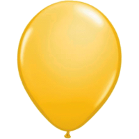 Qualatex Luftballon Goldenrod