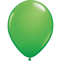 Qualatex Luftballon spring green