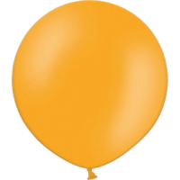 riesenballon 120cm orange