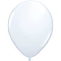 Qualatex Luftballon white