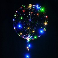 Led Ballon mit Lichterkette