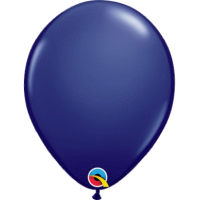 Qualatex Luftballon navy