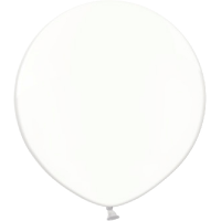 riesenballon 120cm transparent