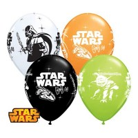 Luftballon Star Wars